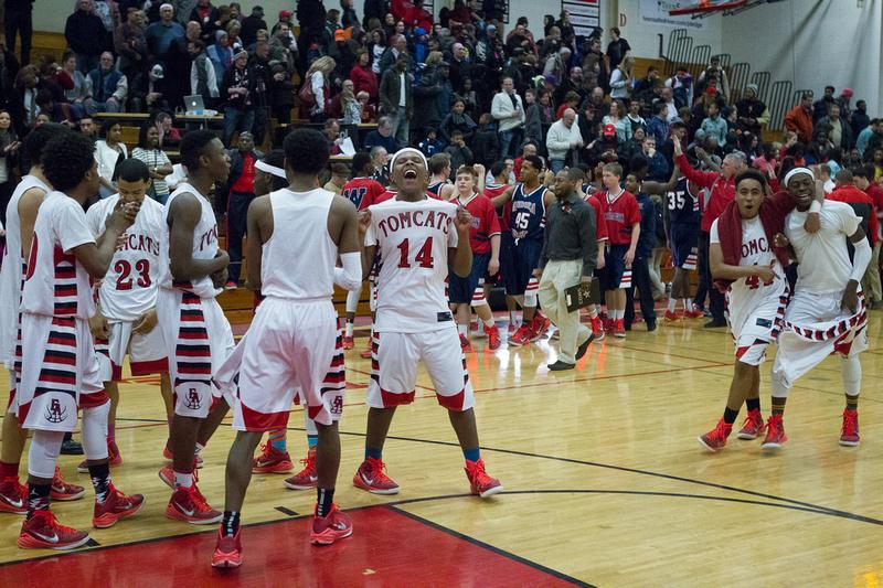 East Aurora Vs West Aurora Boys Basketball