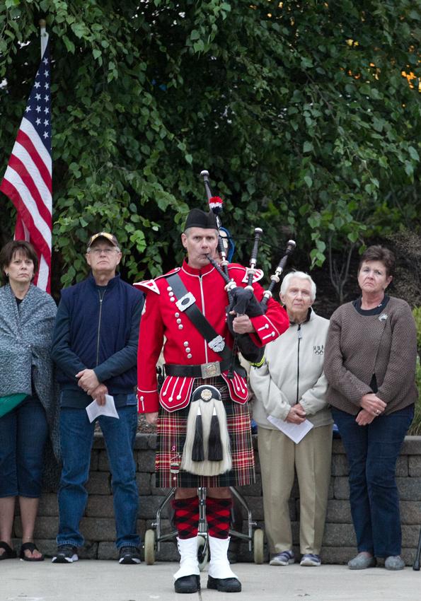 Naperville 9/11 Memorial