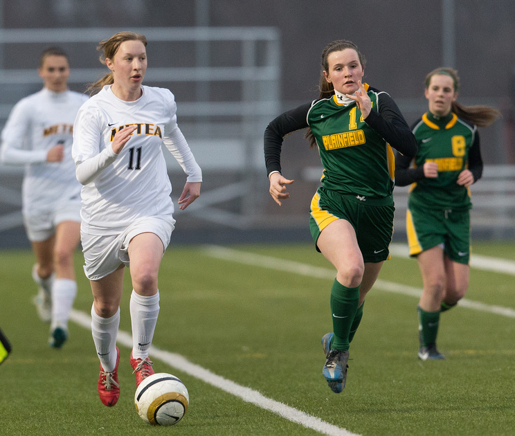Metea Valley Vs Plainfield Central Girls Soccer