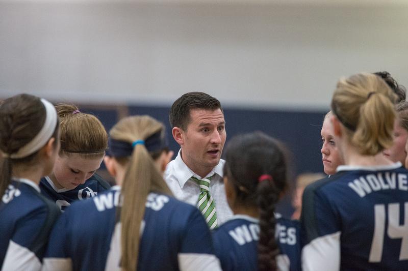 Oswego East Girls Volleyball