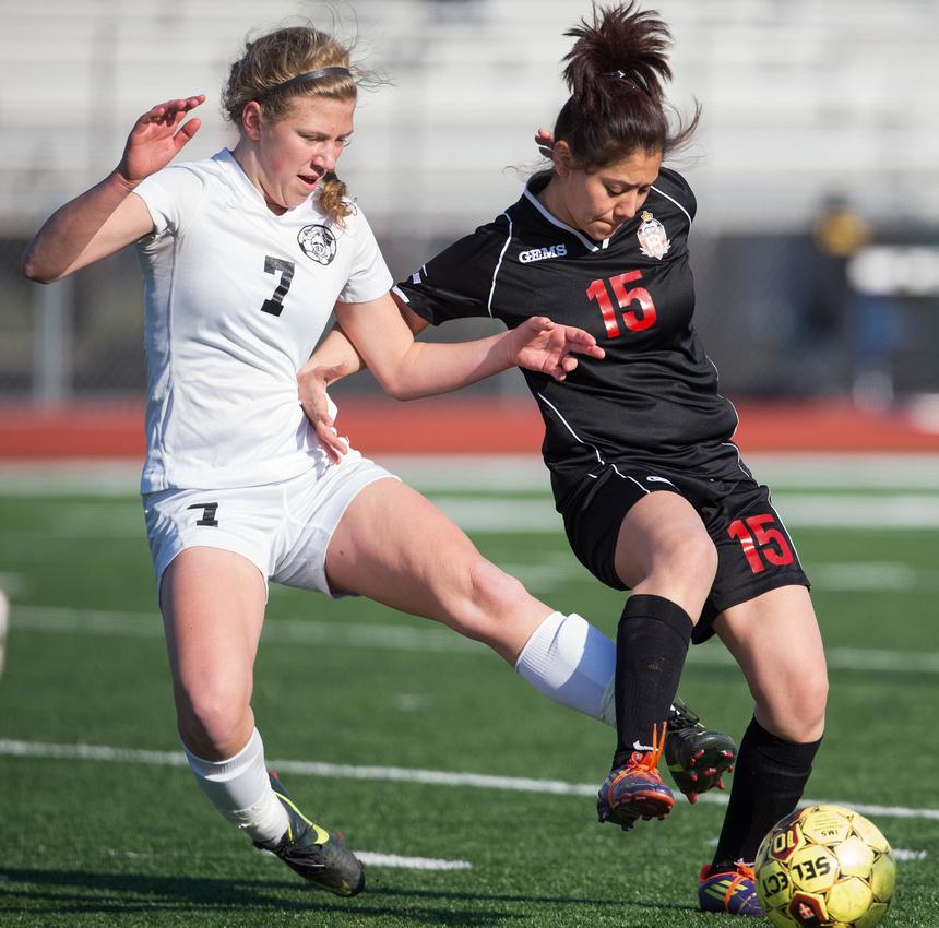 East Aurora Vs Kaneland Girls Soccer