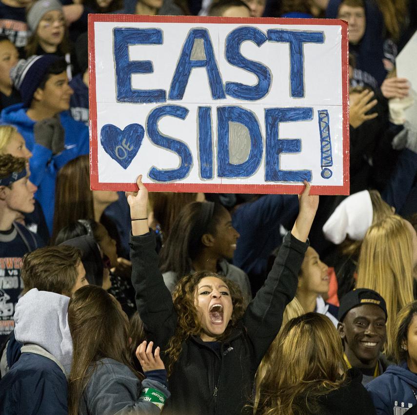 Oswego East vs Oswego