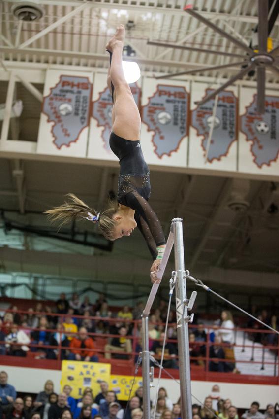 2014 IHSA Girls State Gymnastics Meet