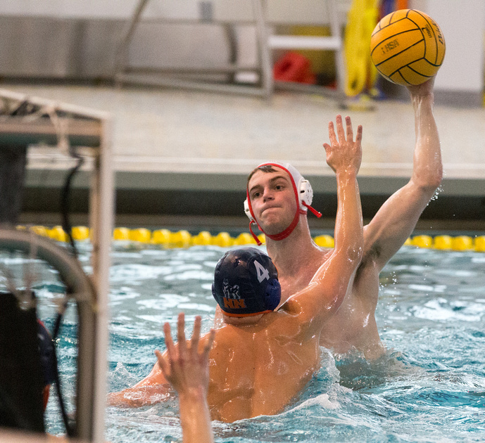 Naperville North vs Naperville Central Boys Water Polo Metea Valley Sectional Championship