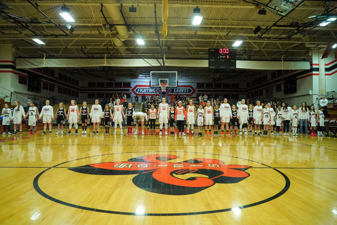 St. Charles North Vs St. Charles East Basketball