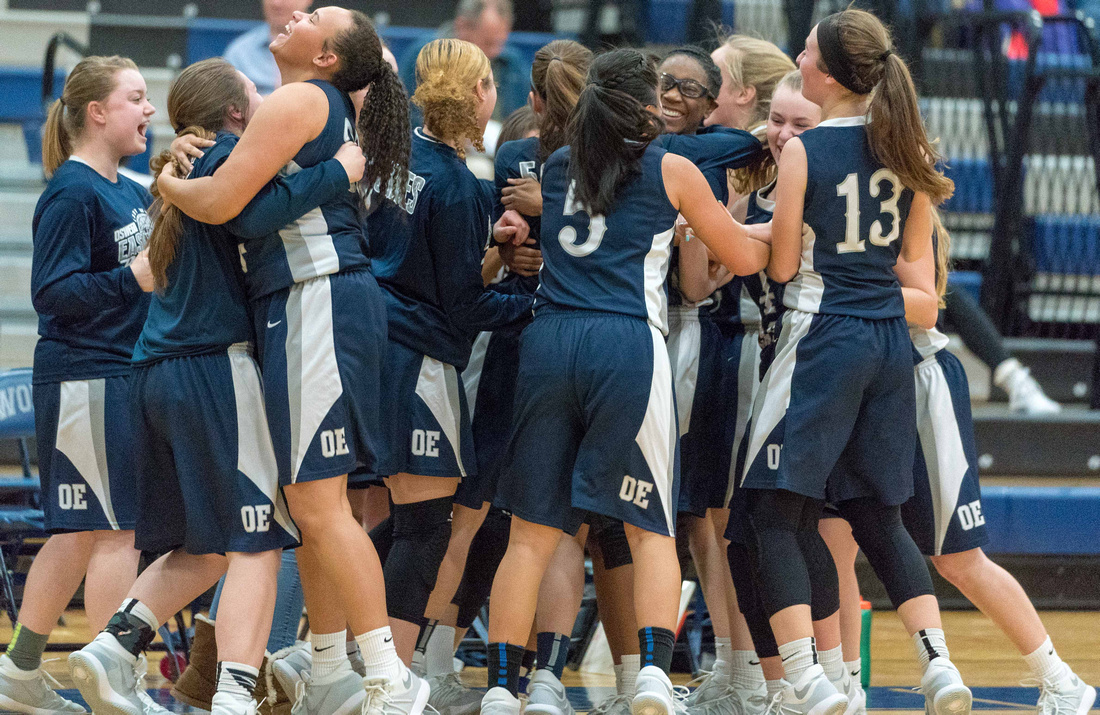 Oswego East Girls Basketball