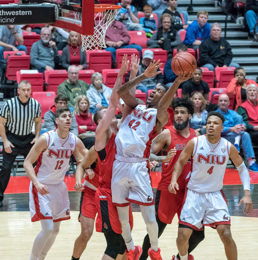NIU Mens Basketball
