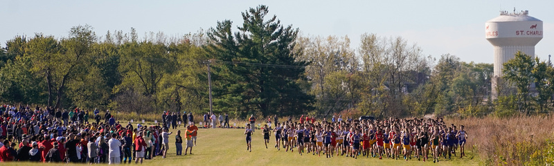 St. Charles North Cross Country Invite