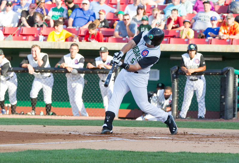 Kane County Cougars Vs The Cedar Rapids Kernals