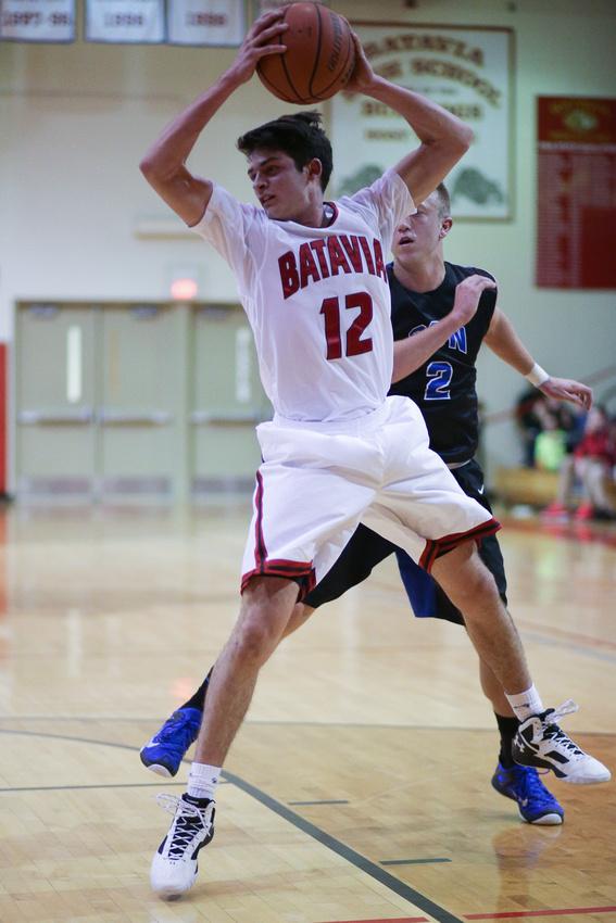 Batavia vs St. Charles North Boys Basketball