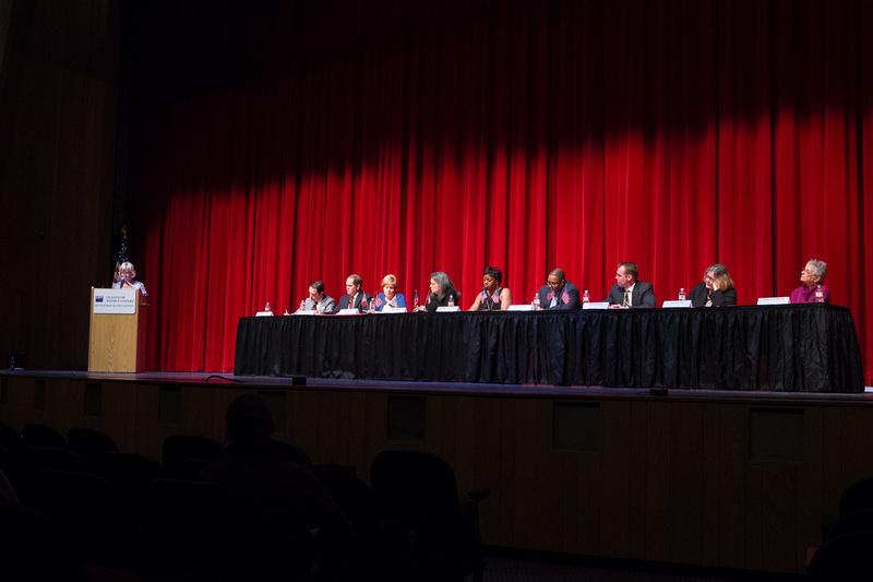 East Aurora School Board Forum