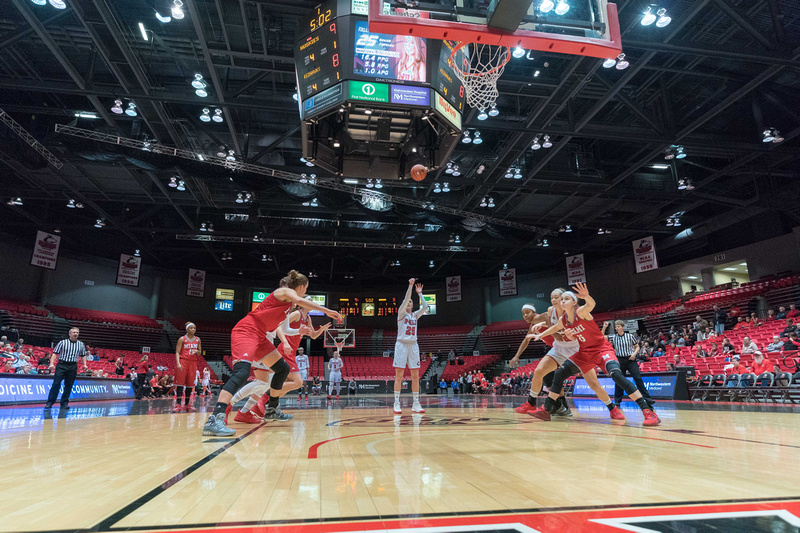 NIU WOMENS BASKETBALL