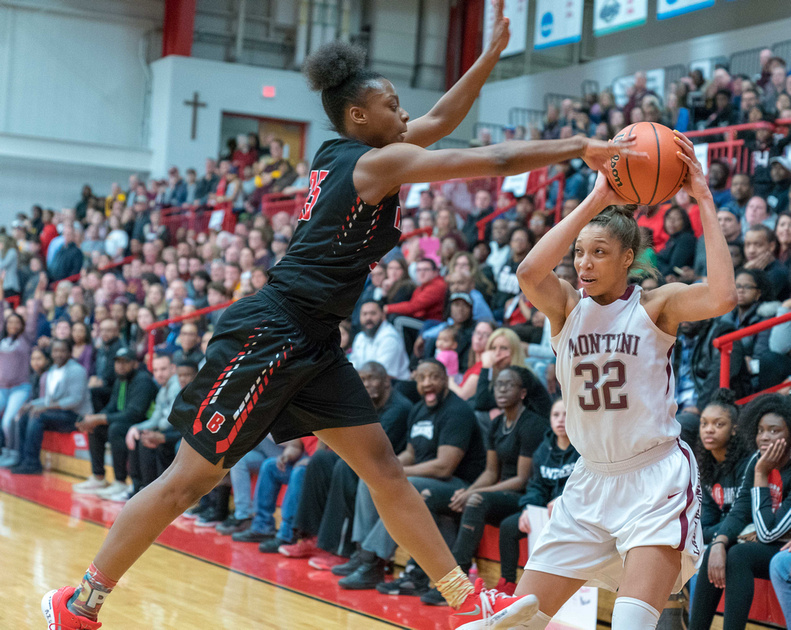 Bolingbrook Vs Montini Girls Basketball