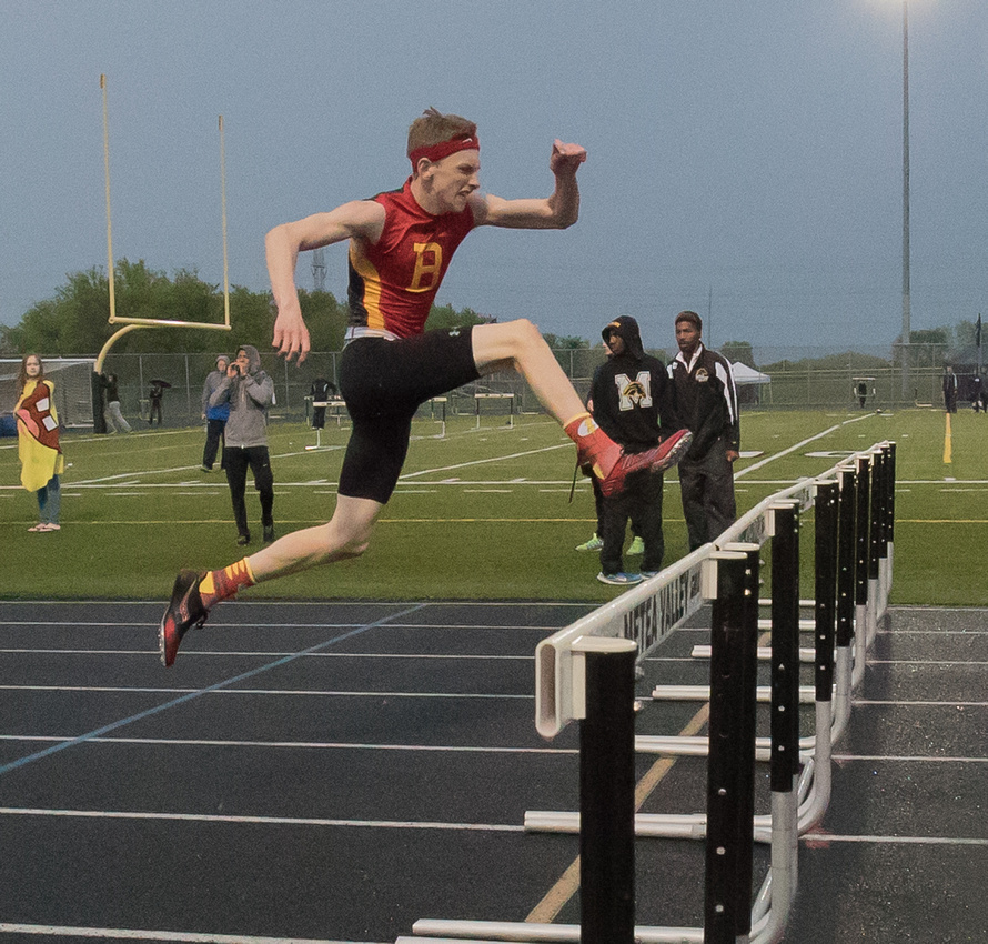 UEC Boys Track and Field Meet at Metea Valley