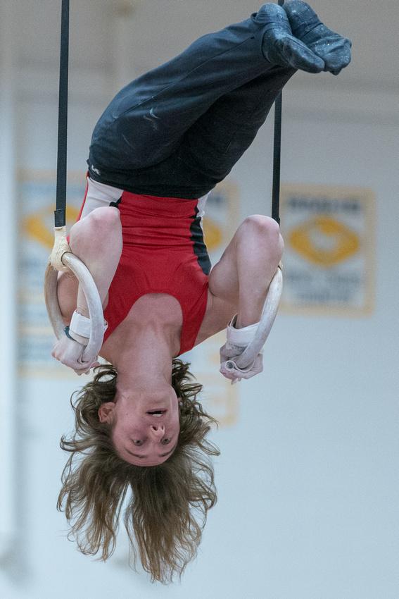 Boys Gymnastics