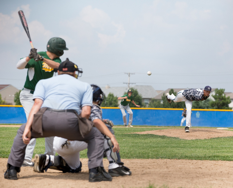 Oswego East  vs Waubonsie Valley Summer Baseball Regional