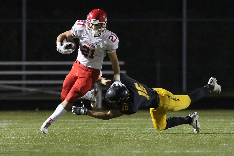 Naperville Central Vs Metea Valley Football
