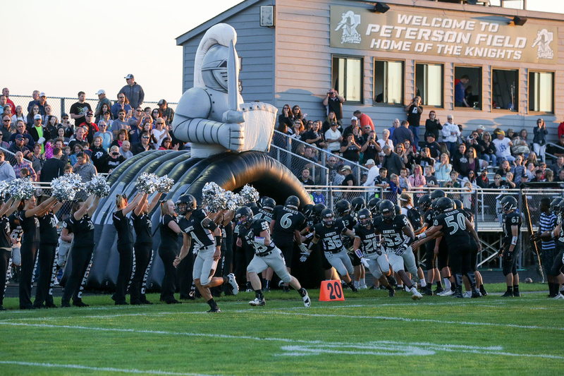 Kaneland Vs Geneva Football