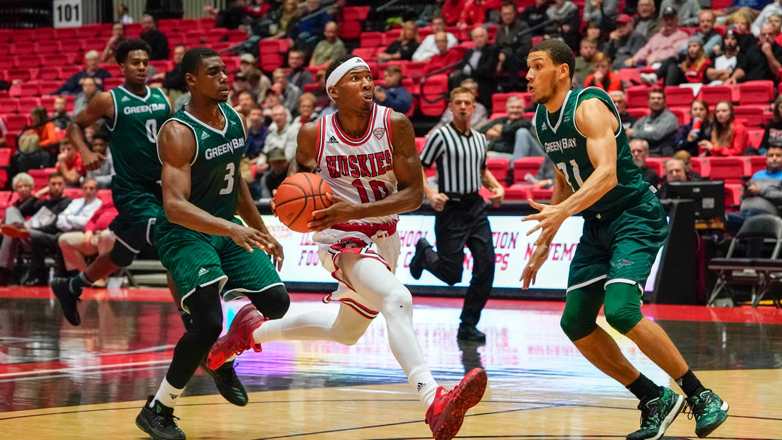 NIU Vs. Green Bay Phoenix