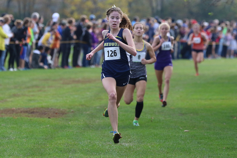 West Aurora Cross Country Meet