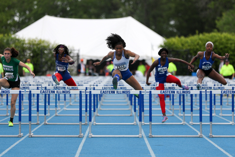 2017 IHSA Girls State Track and Field Meet