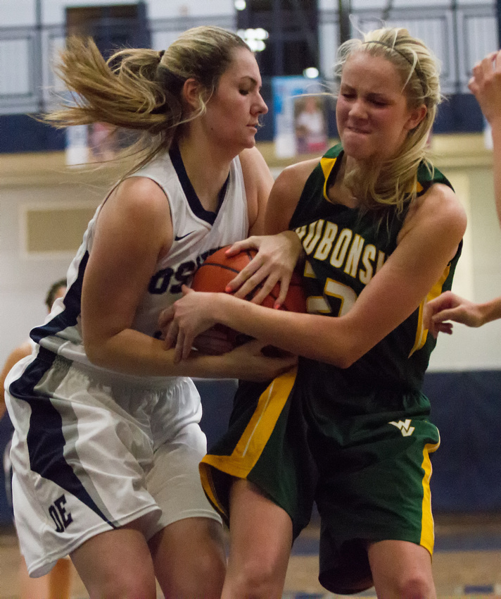 Oswego East Vs Waubonsie Valley Girls Basketball