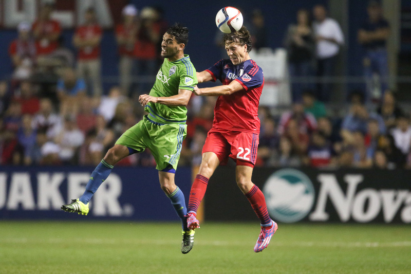 Chicago Fire vs Seattle Sounders FC