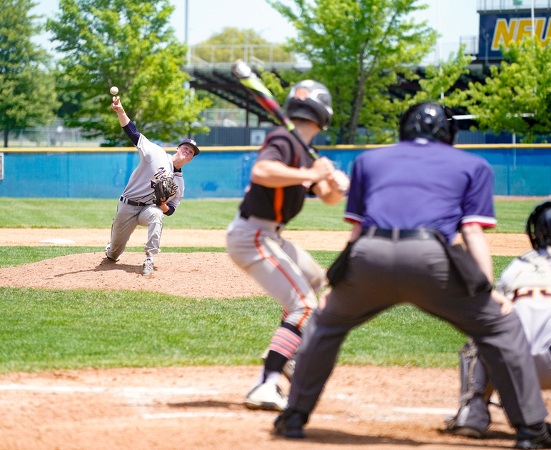 Neuqua Valley Vs Minooka 4A Regional Final Baseball