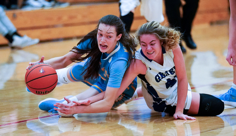 Geneva Vs Main West Girls Basketball