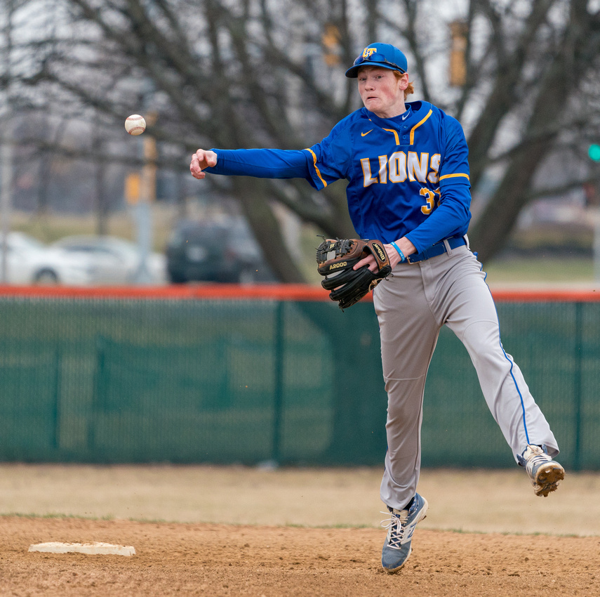 Lyons Township Vs. St. Charles East Baseball