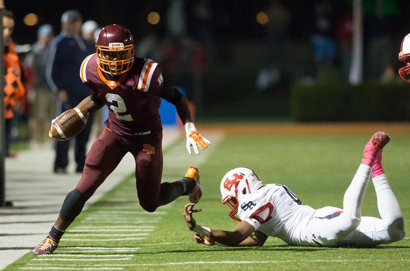 Brother Rice vs St.Rita Football Game
