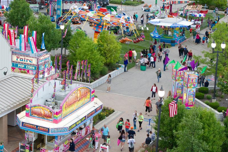 Fantasy Ammusement Co.. Kane County Fair