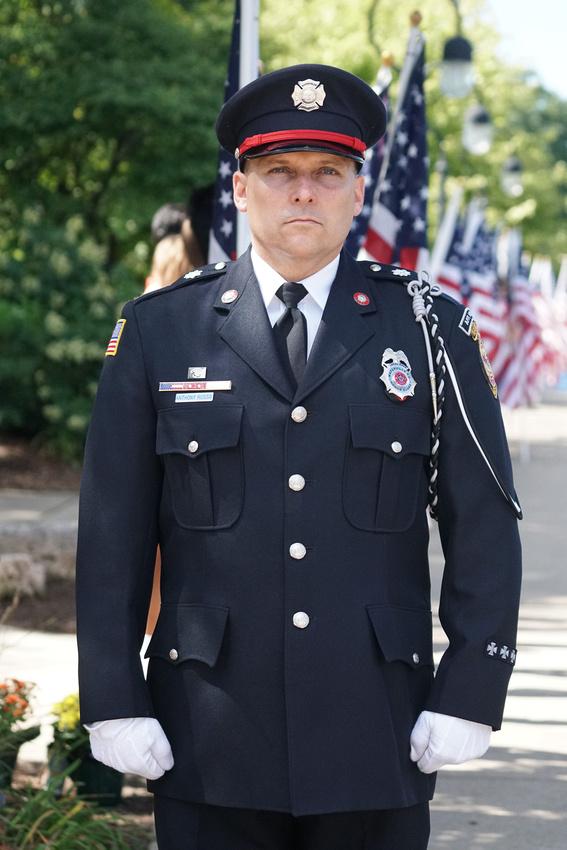Naperville 911 ceremony
