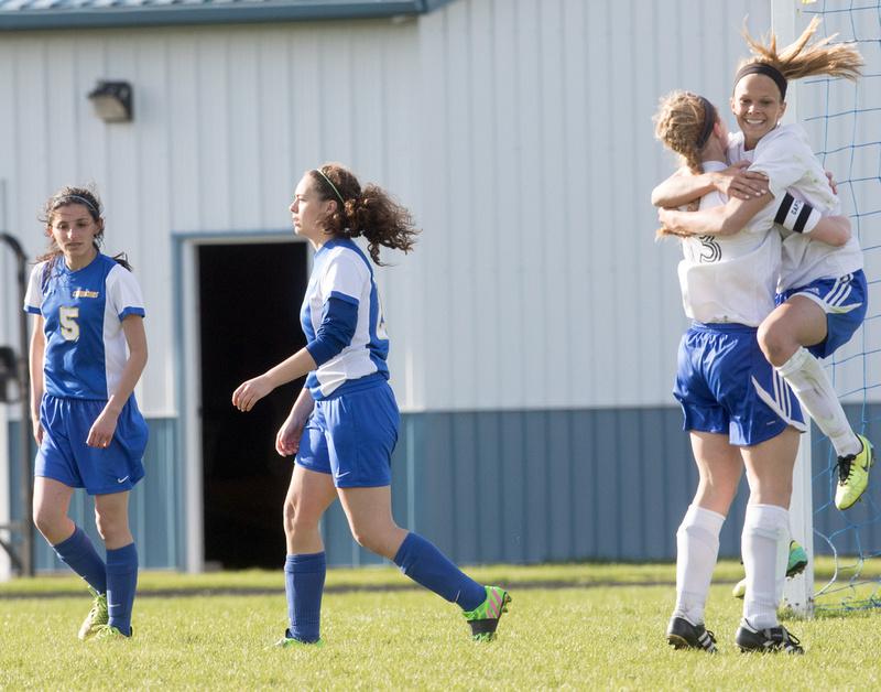 Rosary vs ACC Girls Soccer