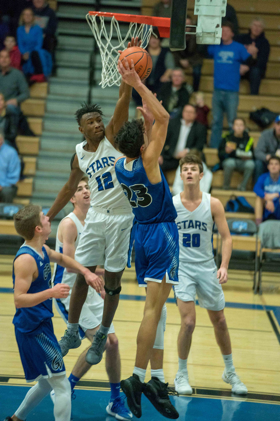 St. Charles North Vs Geneva Basketball