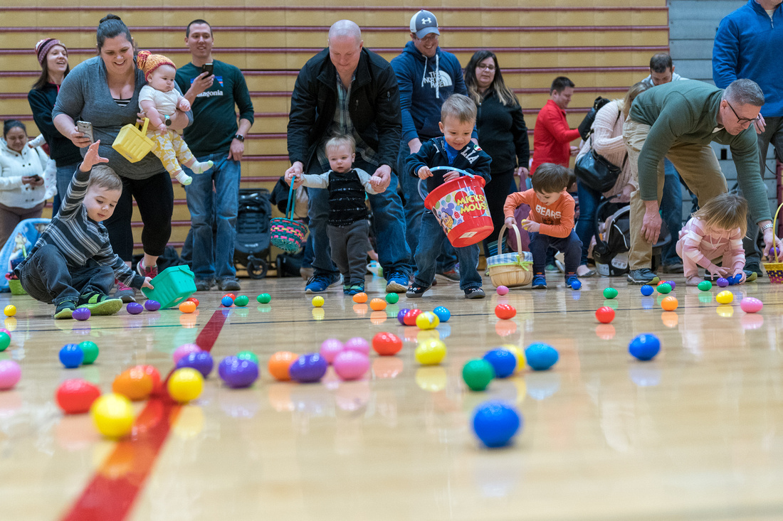 Easter Egg Hunt in Batavia
