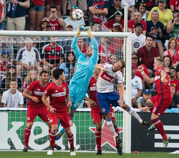 Chicago Fire Soccer