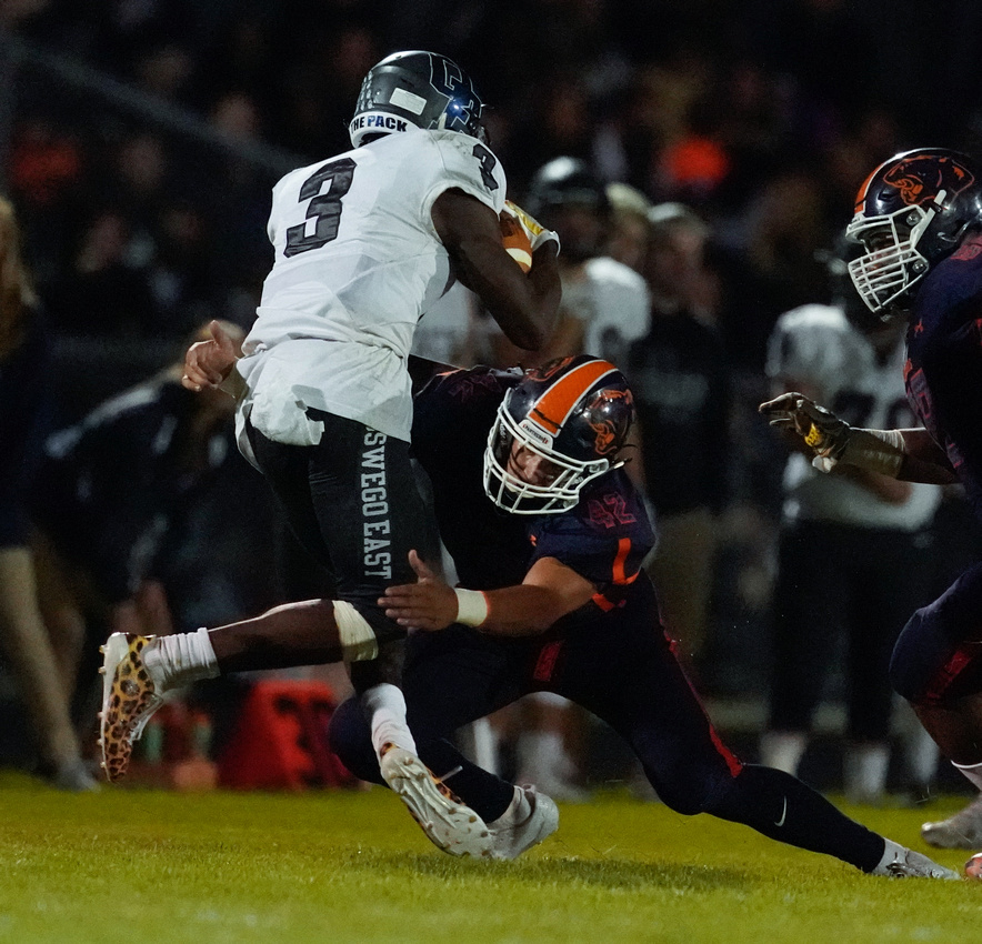 Oswego East vs Oswego Football