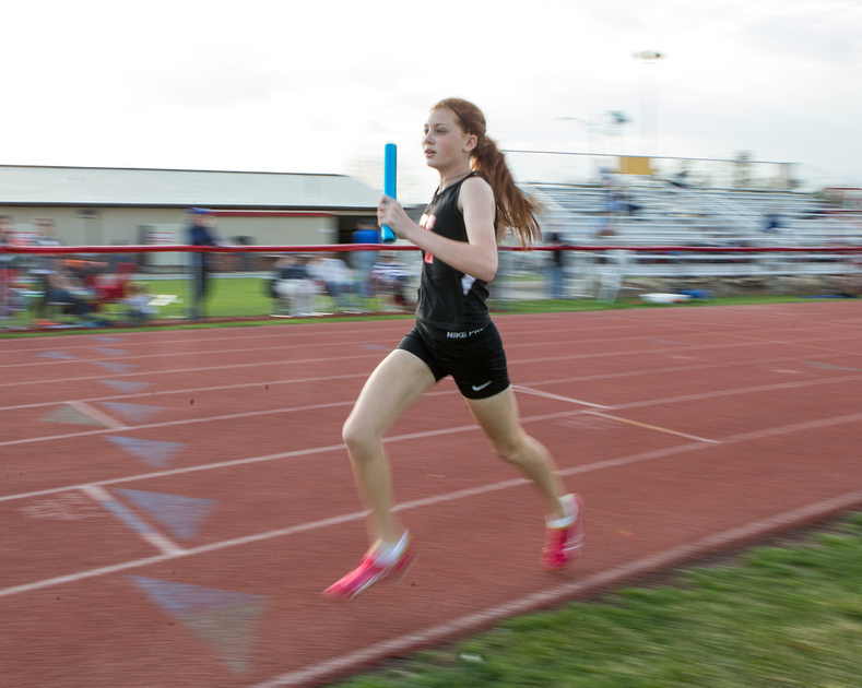 Yorkville Track and Field Meet