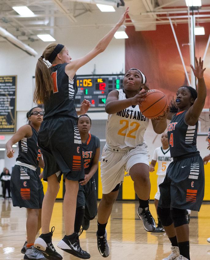 Metea Valley vs Plainfield East Girls Basketball
