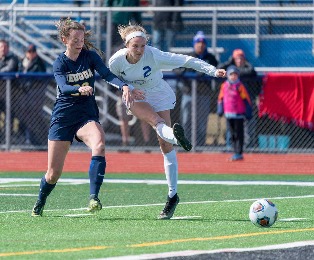 Neuqua Valley Vs. St. Charles North Girls Soccer