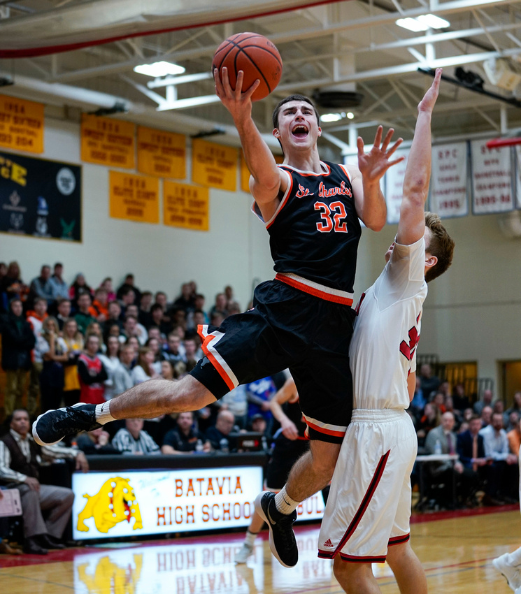 St. Charles East Vs Batavia Boys Basketball