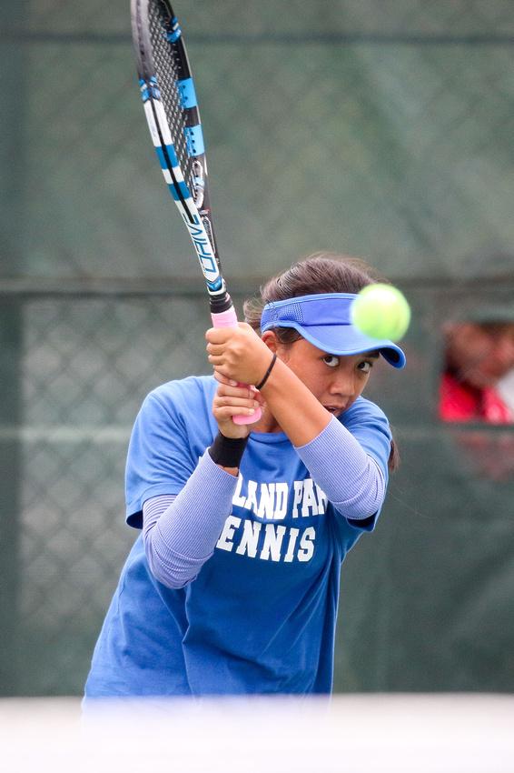 Glenbrook South Girls Tennis Sectional