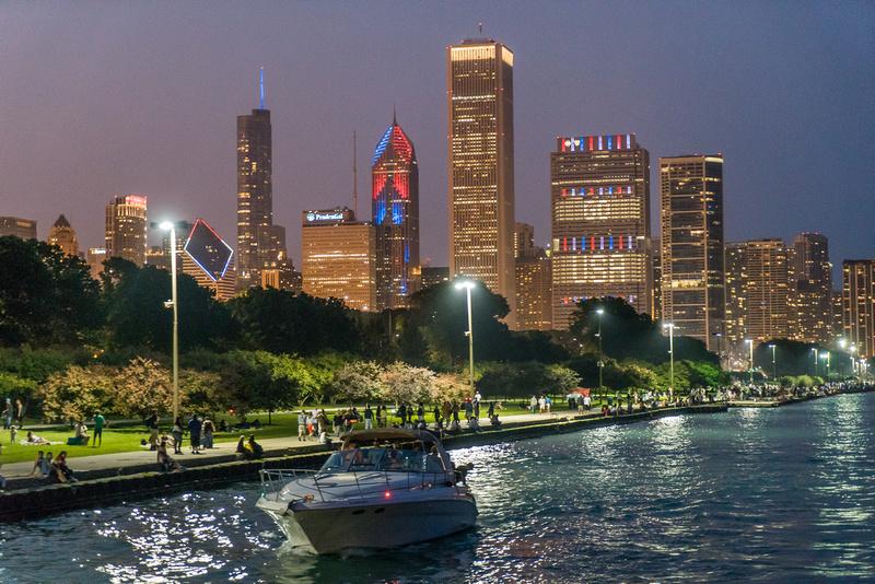 Chicago July 4, 2015