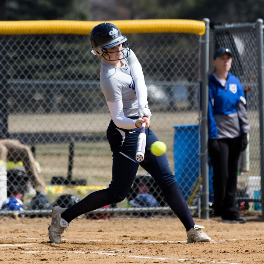 Oswego East Vs Rosary Girls Softball